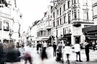 michelsberg - markstraße - wiesbaden in bewegung - PHOTOGALERIE WIESBADEN - wiesbaden - impressionen 4