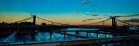 moon over manhattan bridge 1 (limitierte edition) - PHOTOGALERIE WIESBADEN - new york city - fascensation