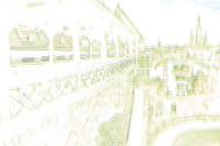 römertor 1 - linien (photo art edition) - PHOTOGALERIE WIESBADEN - wiesbaden - impressionen 2
