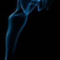 rauch 2 - PHOTOGALERIE WIESBADEN - flamme rauch formen