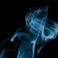 rauch 7 - PHOTOGALERIE WIESBADEN - flamme rauch formen