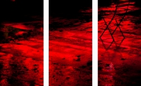 red light (triptychon) (limitierte edition) - PHOTOGALERIE WIESBADEN - new york city - fascensation