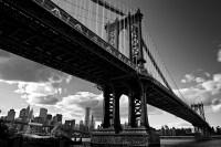 under manhattan bridge 1 (sw) (limitierte edition) - PHOTOGALERIE WIESBADEN - new york city - fascensation