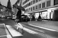 zebrastreifen - an den quellen - schellenbergpassage (sw) - PHOTOGALERIE WIESBADEN - wiesbaden - impressionen 3