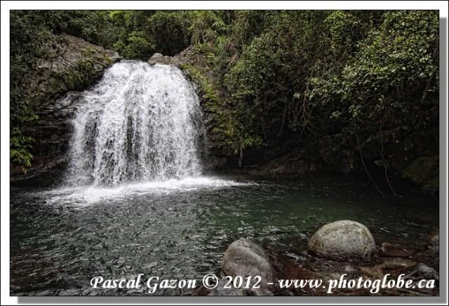 Chute d'eau dans les Blue Mountains