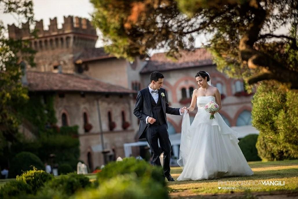 Matrimonio Al Castello Di Marne Claudia E Mauro