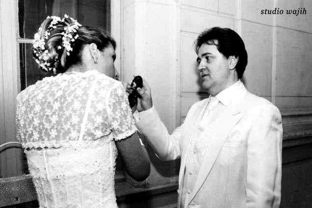 préparatif marié