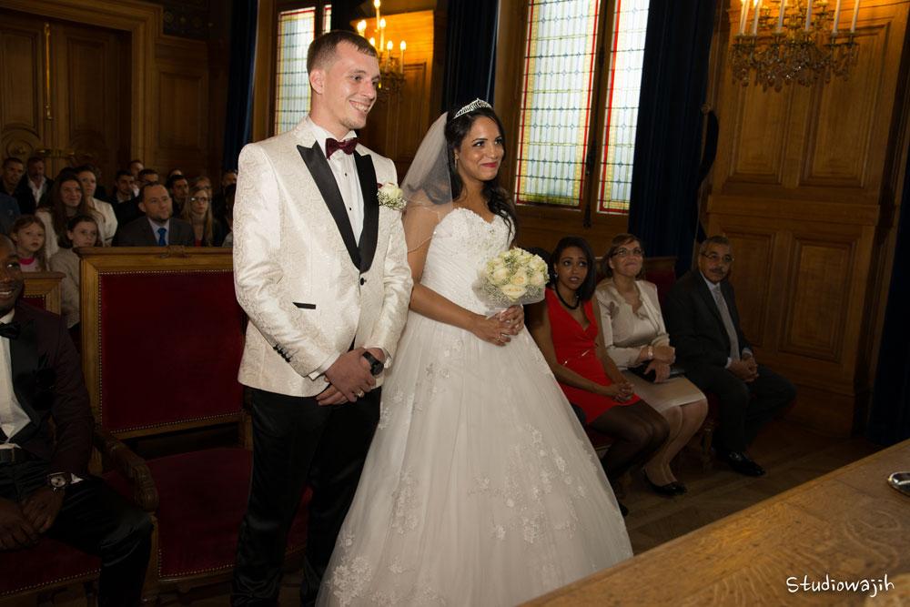 Photo mariage Mixte