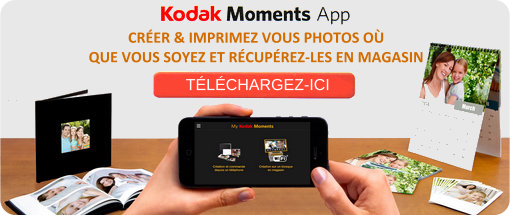 Kodak Moments App