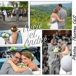 Photos de mariage Lucie et André