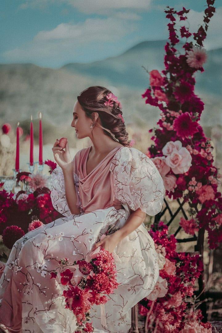 retrato novia bea bermejo photographer ibiza gypsy wedding photographer ibiza 2020