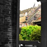 Photo Ancient Chinese house