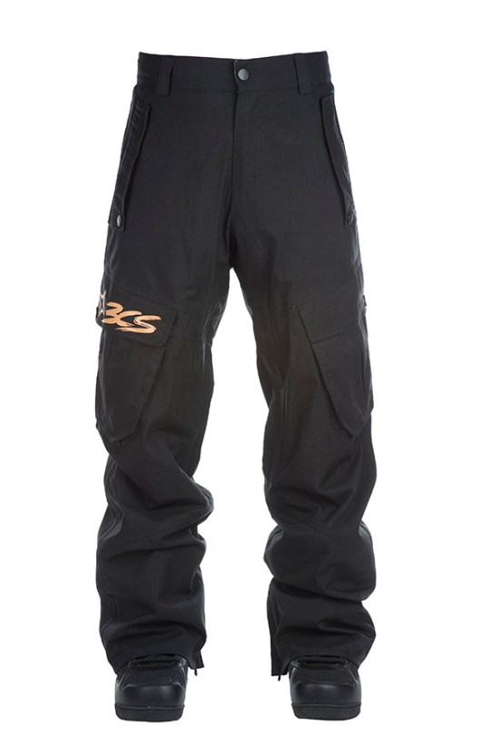 Richmond hill Canada 3D casual pants front