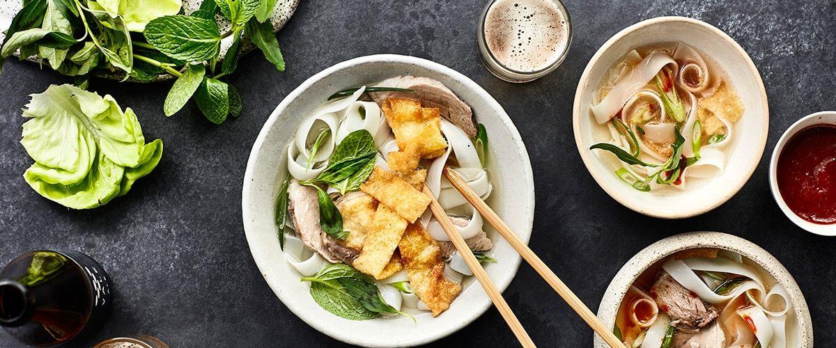 Da Nord a Sud i piatti della cucina vietnamita