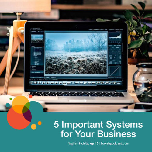 Episode 13: 5 Important Systems for Your Business – Nathan Holritz
