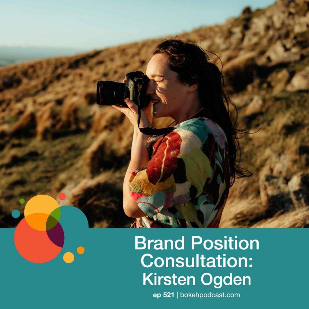 Brand Position Consultation Kirsten Ogden