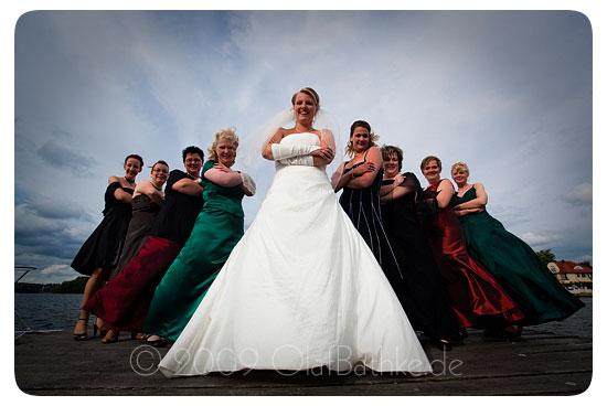 Familienfotos Hochzeit