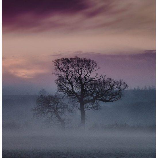 cold winter sunrise in farmer fields ©Hamish Scott-Brown