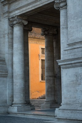 Roma - Photograph by Jeff Curto