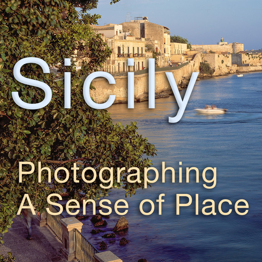 Sicily: Photographing A Sense of Place – June 2 to 9, 2017