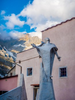 Colonnata, Tuscany & The Marble Mountains of Carrara