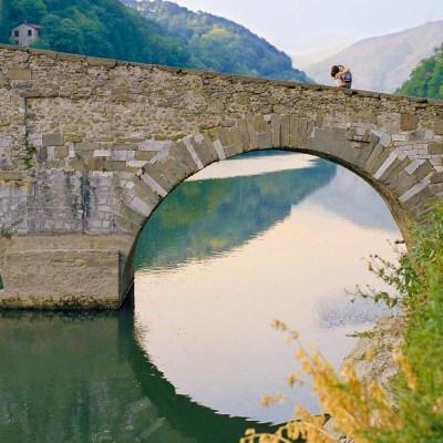 Near Barga, Tuscany