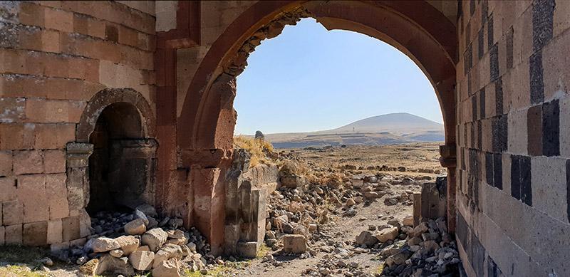 TURKEY: 'ANI' excavation site -Lion's Gate