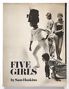 Sam Haskins 'Five Girls' photography collectors item