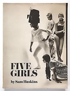 Sam Haskins 'Five Girls' photography collectors item