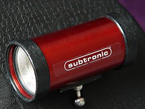 gar0042 GARAGE SALE: Subtronic Underwater Flashlight