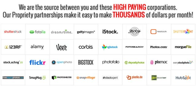 photography jobs - high paying corporations