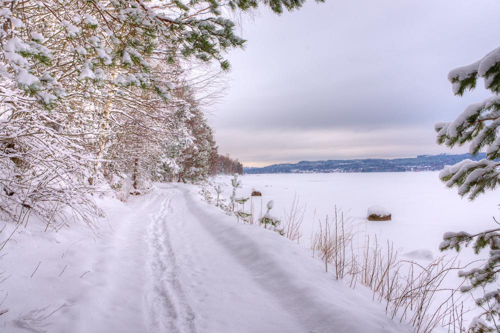 Along Siljan