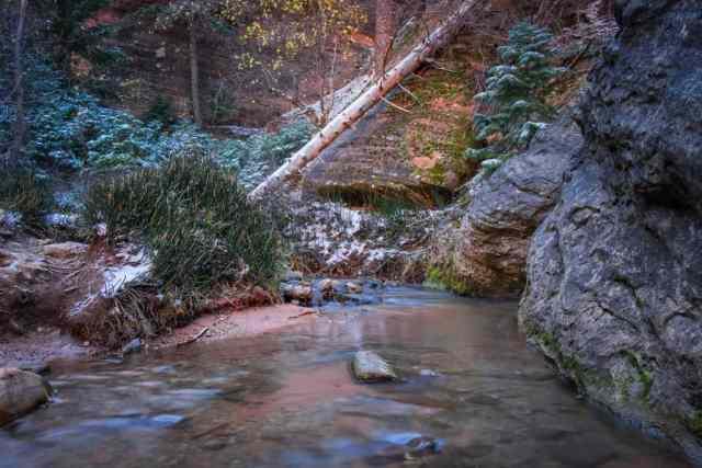 Kanarra Creek 18 focus stack