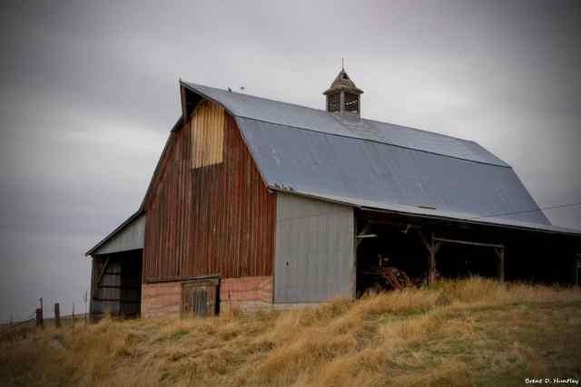 Barn on Green Hollow 1