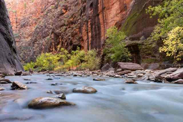 Narrows at Zion