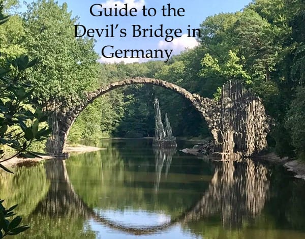 The Guide To The Devil S Bridge Rakotzbrucke In Germany Photography Travel