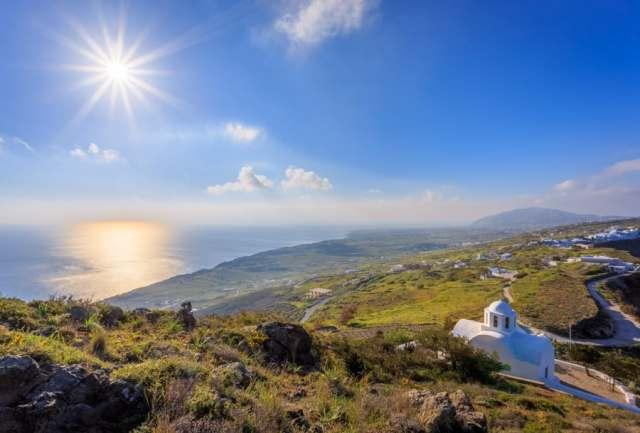 photographer guide santorini greece