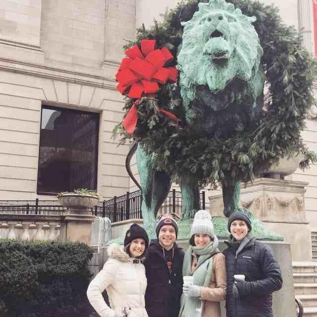 instargram selfie guide to chicago