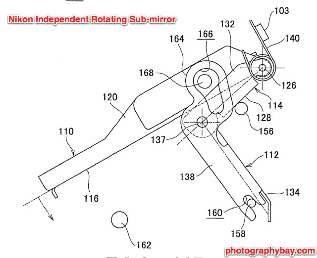 Nikon Pro DSLR (D4?) Patent Diagrams