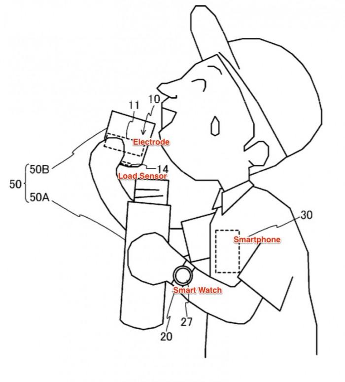 "Nikon Patents a ""Smart"" Water Bottle"