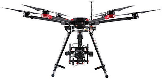 DJI & Hasselblad Introduce Joint Aerial Photography