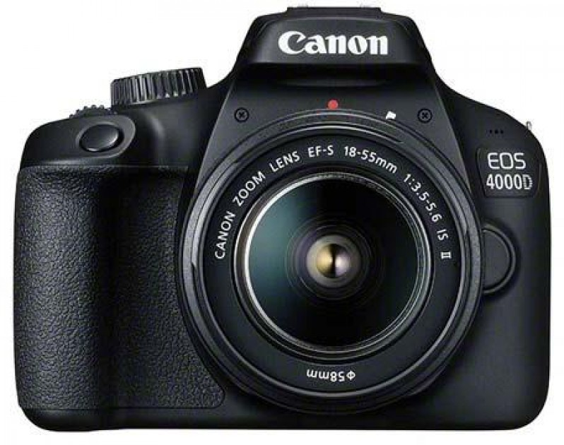 Canon EOS 4000D Review  Photography Blog