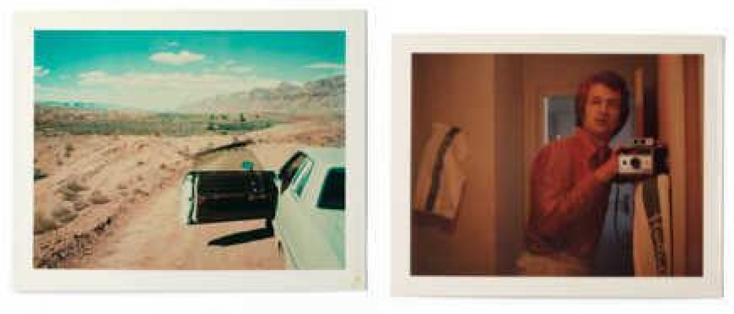 Instant Stories Wim Wenders Polaroids Photography Blog