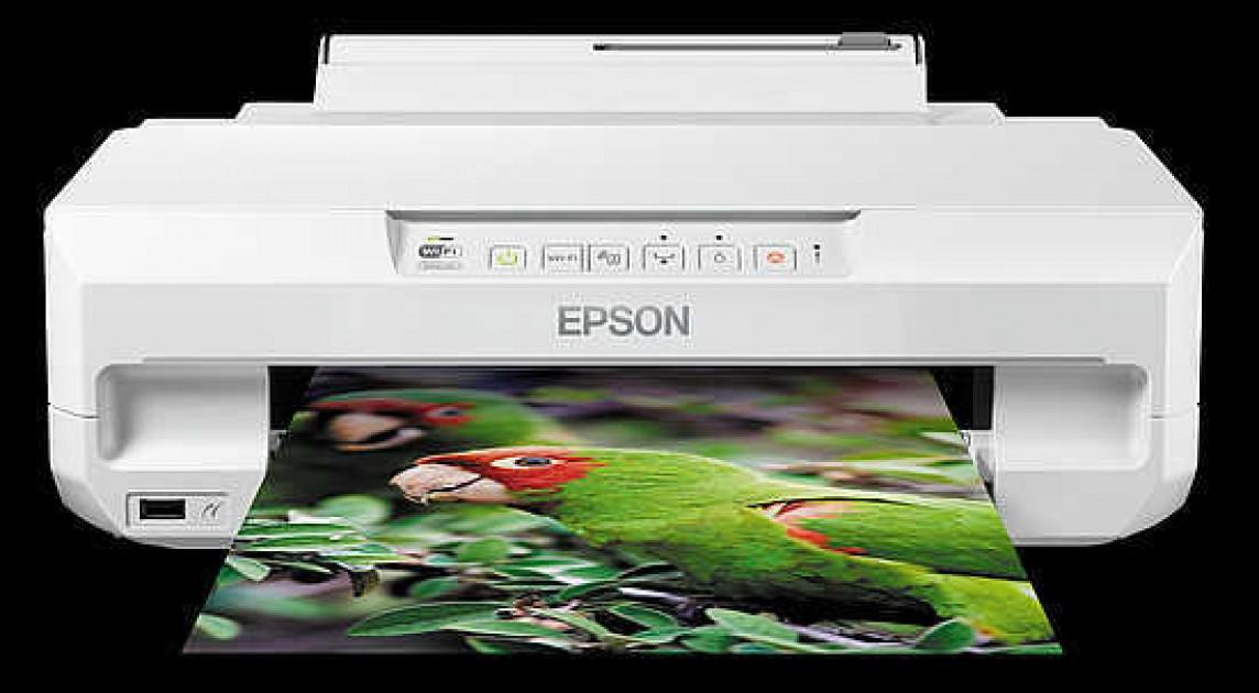 Epson Expression Photo Xp 55 Photography Blog