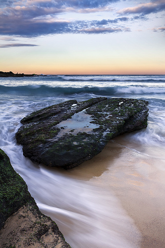 """Unstoppable"" - Maroubra at Dusk (Explored #20)"
