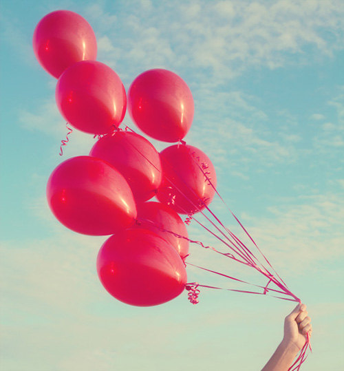 Image result for red balloons pictures