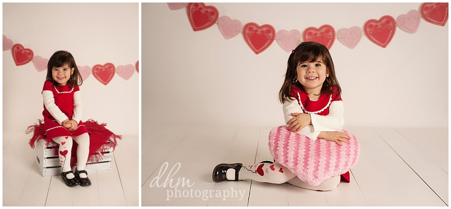 Valentines Day Minis 2014 Virginia Beach Child