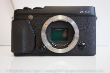 Fujifilm X-E1 hands-on