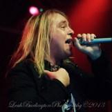 Andi Deris of Helloween