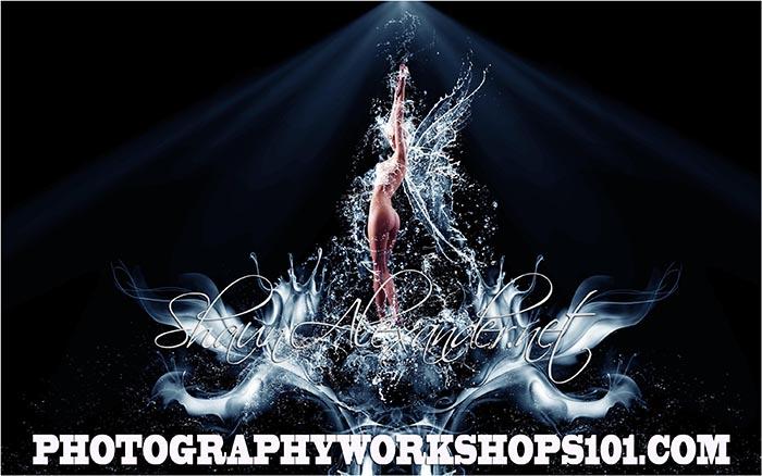 Photoshop, retouching techniques - Photoshop workshops in Los Angeles
